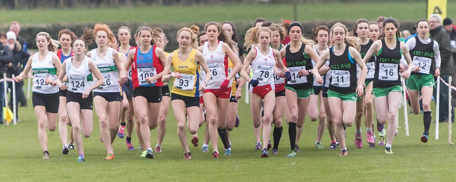 IAAF Antrim International Cross Country 2016 Banner Image